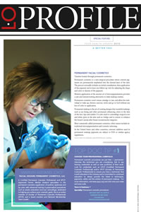 As Seen in LO Profile Magazine for Permanent Makeup North Port, Florida